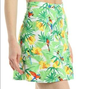 American Apparel Paradise Skirt